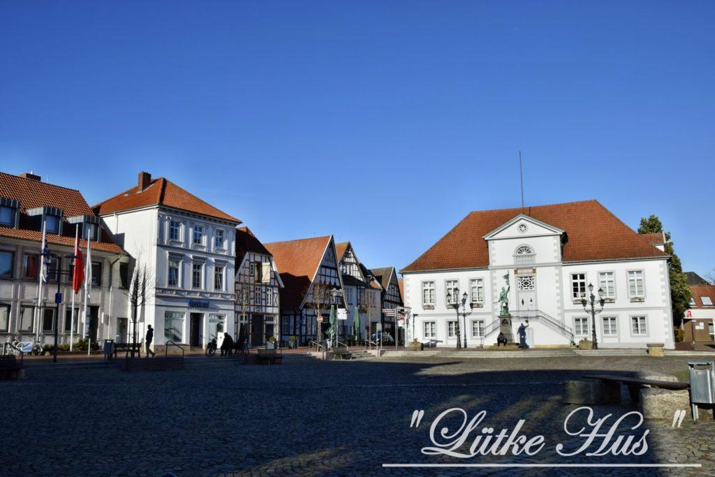 Marktplatz Quakenbrück