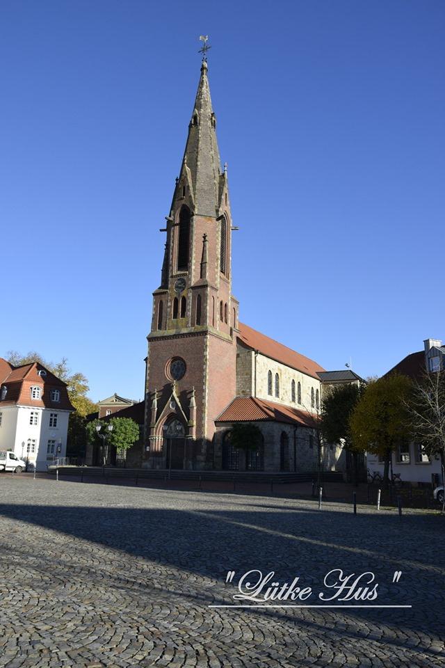 Sankt Marienkirche am Marktplatz Quakenbrück