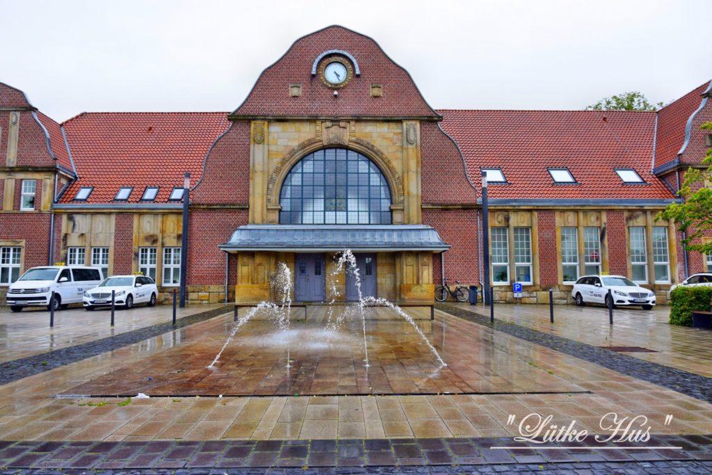 Bahnhof in Quakenbrück
