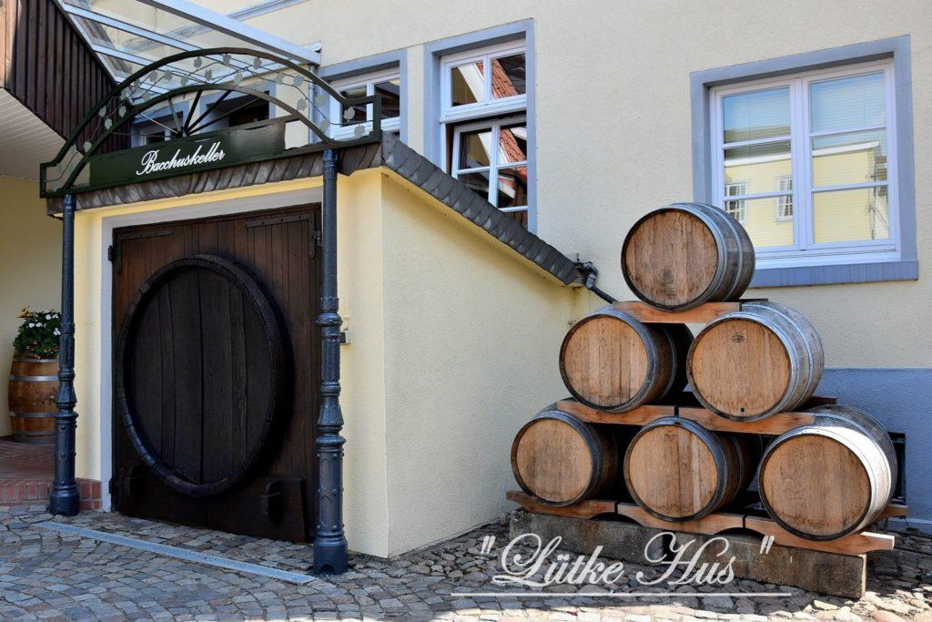 Weinkeller Köster Quakenbrück